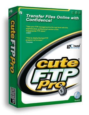 Cute FTP Pro 8.3.2